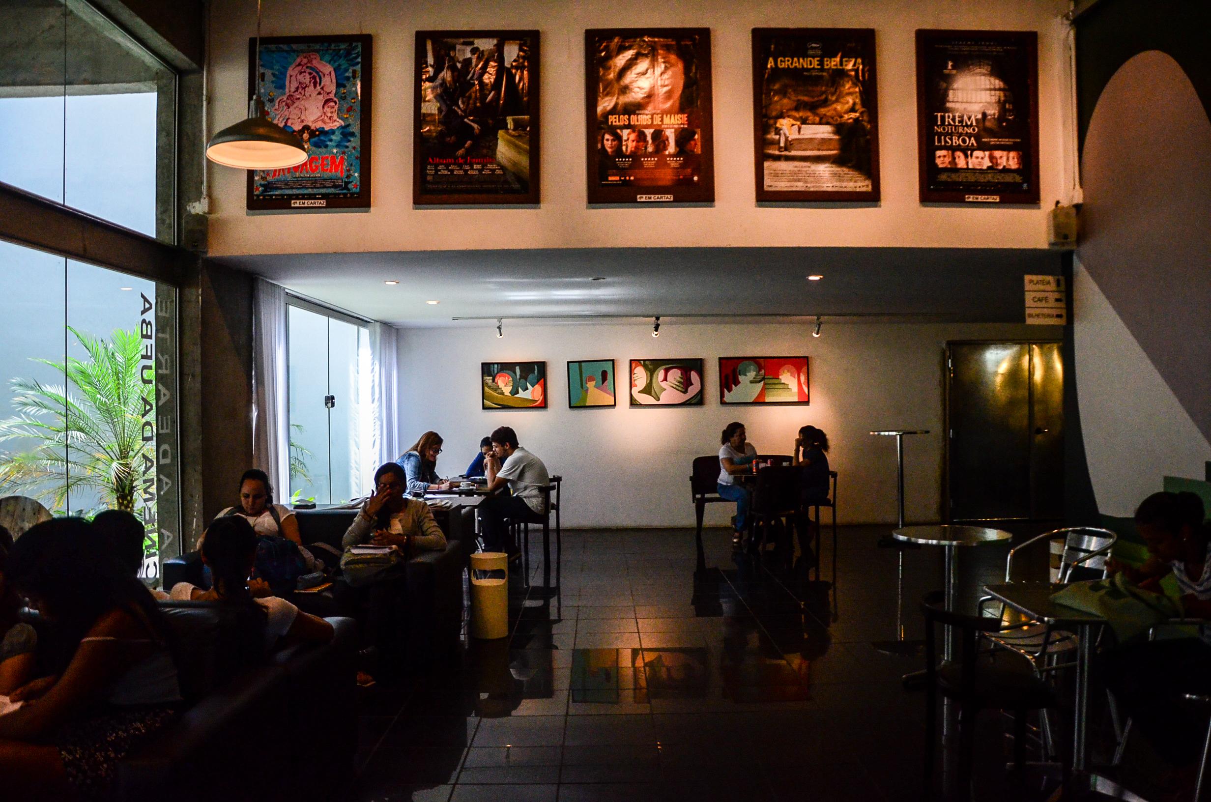 Saladearte Cinema Da Ufba Agenda Arte E Cultura -> Imagem De Sala De Cinema