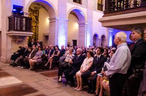 Lançamento do livro escrito por Antônio Risério no Museu de Arte Sacra.  Foto: Virgínia Andrade