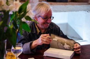 Autor do livro, Risério defende que se pode fazer muito pela cultura sem a necessidade de um Ministério. Foto: Virgínia Andrade