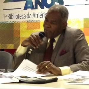 Embaixador Manuel Lubisse.  Foto: Guilherme Tavares | CEMAG