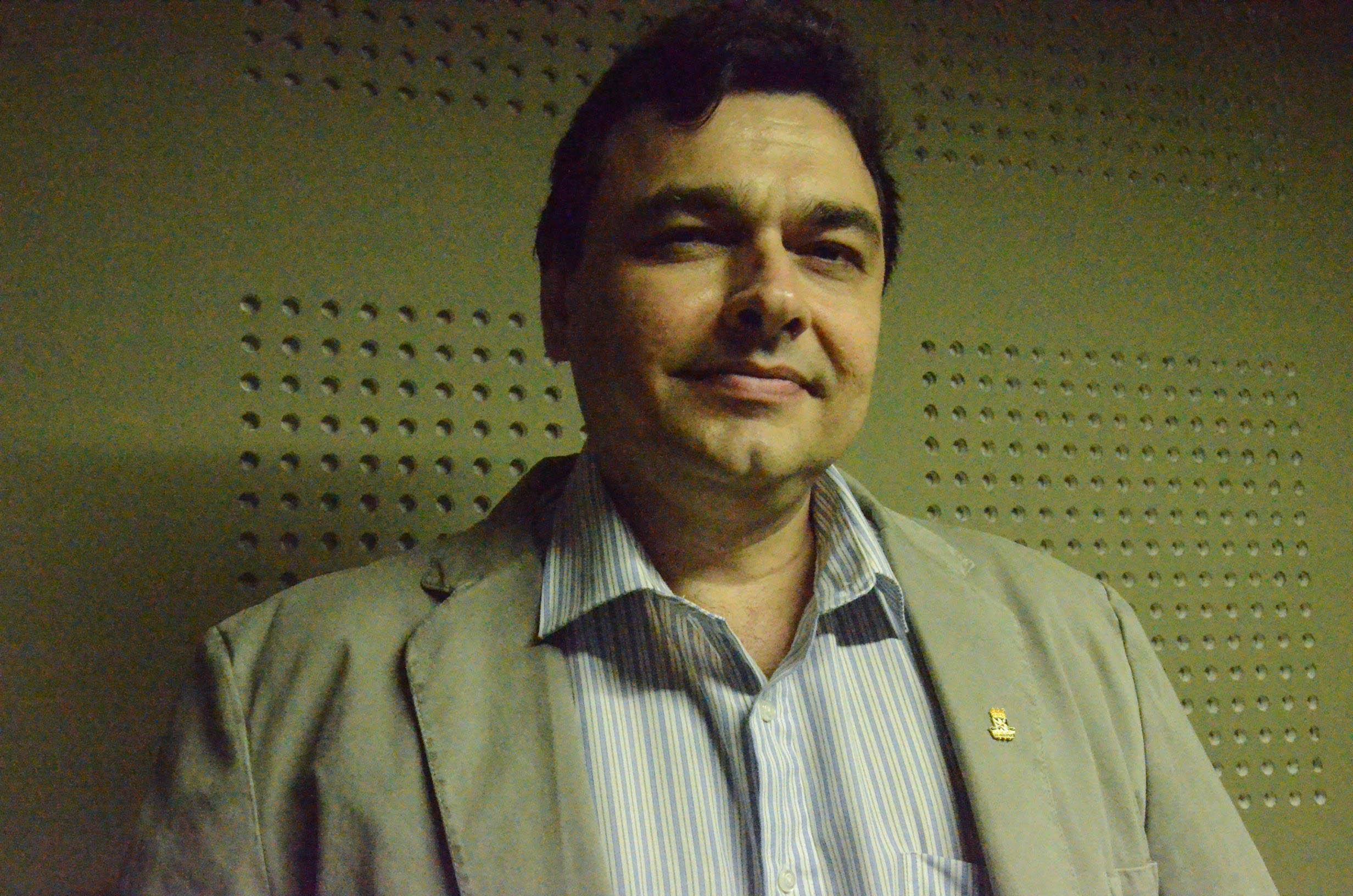 Marcelo Felgueiras Napoli, coordenador de Pesquisa e Criação da PROPCI. Foto: Vanice da Mata