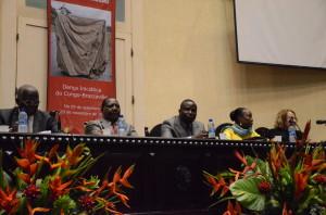Autoridades africanas falaram sobre as nuances do Kiebé-kiebé. Foto: Vanice da Mata