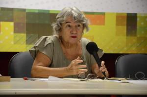 Maria Rosário é coordenadora do Programa de Pesquisas Sobre Povos Indígenas do Nordeste Brasileiro (PINEB) Foto: Gustavo Salgado