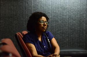 Bete Barbosa, coordenadora do Cinemas em Rede na UFBA.  Foto: Gustavo Salgado