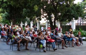 Como de costume, a presença do público superou as expectativas da produção do evento. Foto: Lorena Brandão