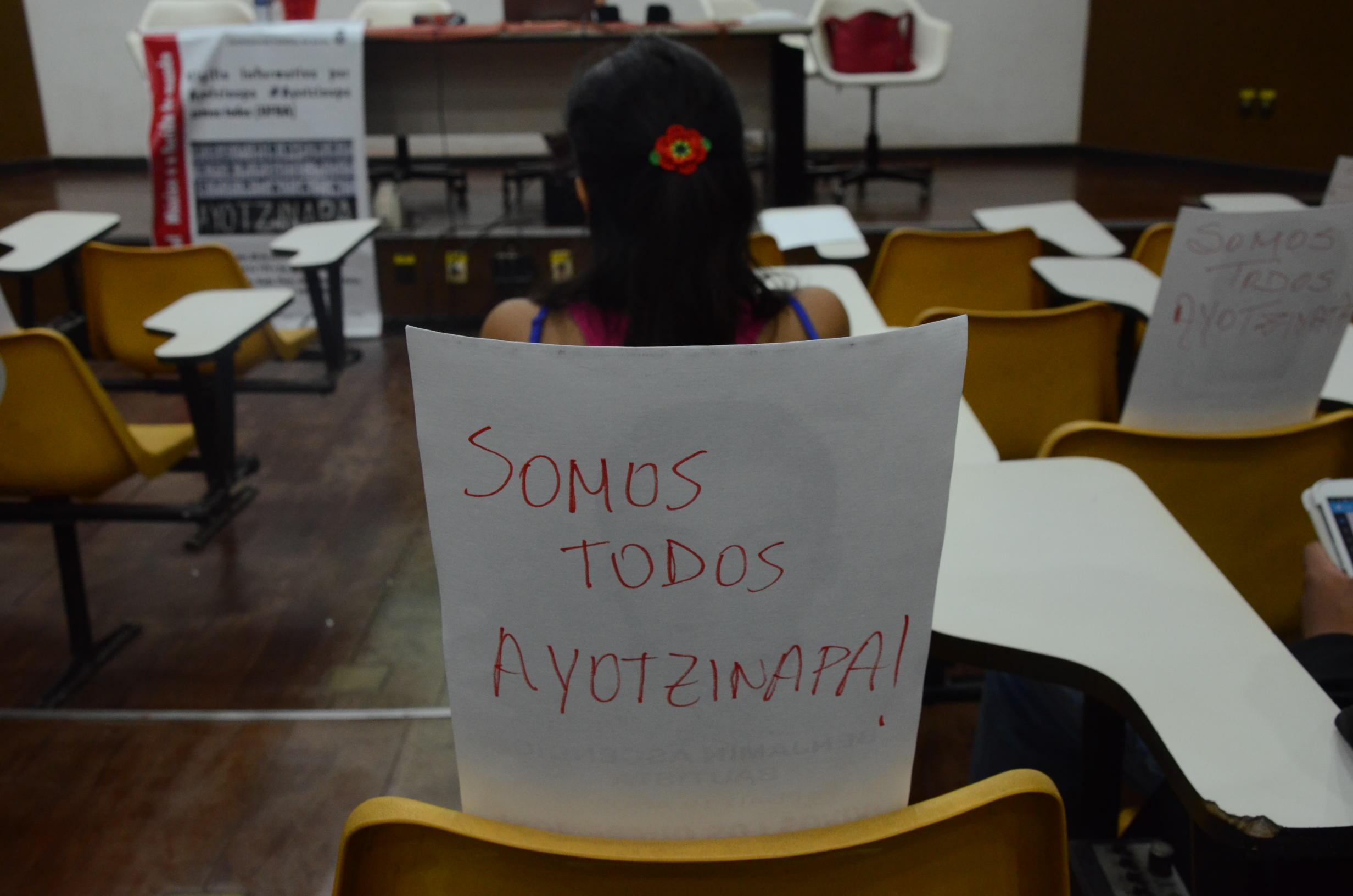 Somos todos Ayotzinapa1