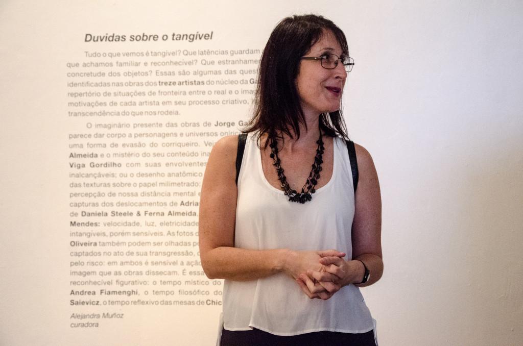 Alejandra Muñoz. Fotos de Carla Letícia.