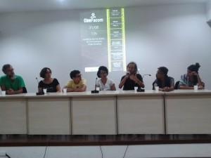 Evento promove debate entre diretores