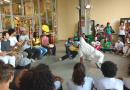 Coletivo Ginga de Angola participa de  Roda de Conversa na UFBA