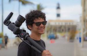 O curta tem direção do jovem cineasta Calebe Lopes | Foto: Reprodução/Facebook