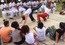 PROEXT promove Encontro de Mestres e Mestras da Capoeira na Praça das Artes