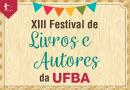 Edufba promove XIII Festival de Livros e Autores
