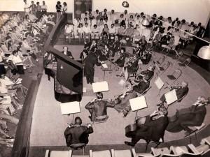 Orquestra Sinfônica/ Reprodução site EMUS