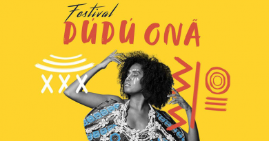 Alunos de Produção Cultural promovem Festival Dúdú Onã