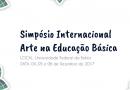 Simpósio Internacional Arte na Educação Básica acontece na UFBA