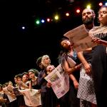 Espetáculo 'Na Fila' entra em cartaz no Teatro Martin Gonçalves