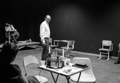 Espetáculo presta homenagem a Gideon Rosa e sua trajetória na Cia de Teatro da UFBA