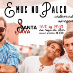 EMUS no Palco Independente apresenta a Banda Santa Java