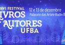 EDUFBA realiza 16ª edição do Festival de Livros e Autores da UFBA