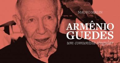 Reitoria da UFBA sedia lançamento de livro sobre Armênio Guedes