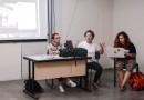 UNE Volante promove oficina na Facom e diversas atividades na UFBA