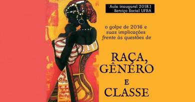 raça genereo e classe