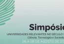 "Ibio promove Simpósio ""Universidade Relevantes no Século XXI"""