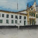 Galeria Cañizares recebe exposição Urban Sketchers Brasil
