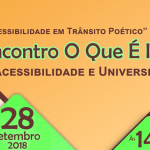 ACCS promove encontro sobre acessibilidade na UFBA