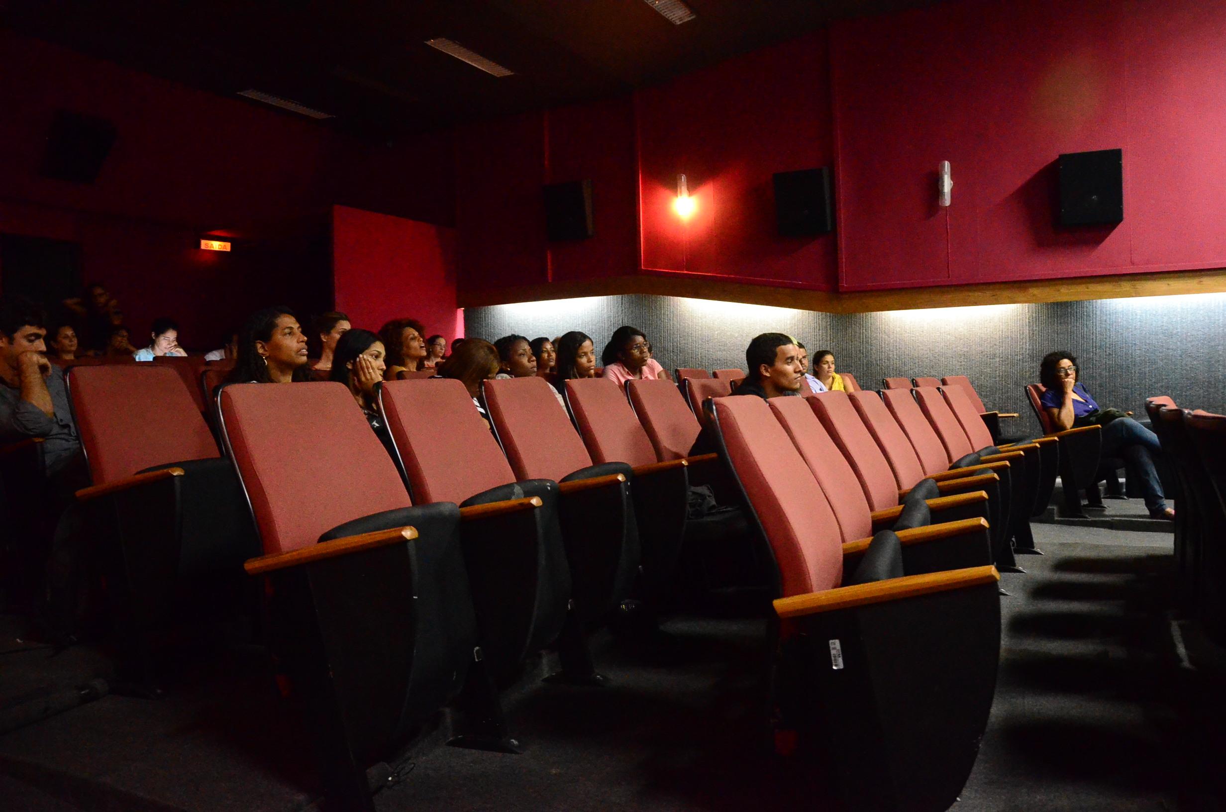 SaladeArte - Cinema da UFBA faz parte do Cinemas em Rede, projeto da RNP. Foto: