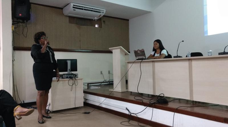 Mesa de debates aconteceu na FACOM, no Congresso UFBA 70 anos