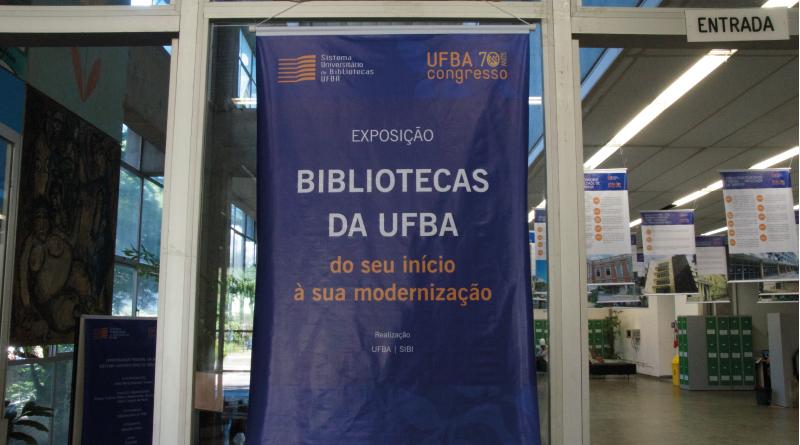 Objetos remontam história das bibliotecas