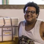 Brenu da Empada cria campanha de financiamento coletivo para comprar materiais