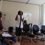 """""""O Direito às vezes funciona como instrumento de opressão"""", afirma promotora Lívia Vaz"""