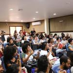 'Conhecimento precisa respeitar toda diversidade', diz Carla Akotirene na UFBA
