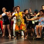 ACCS da UFBA promove oficina de dança afro inclusiva