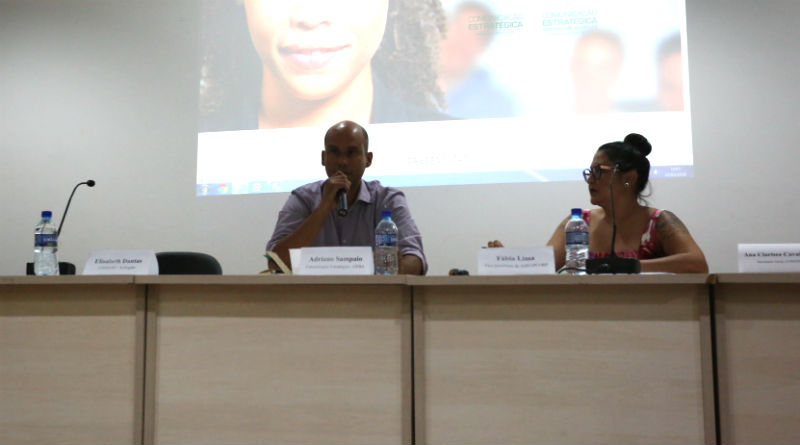 Professor Adriano Sampaio falou sobre o curso de especialização em Comunicação Estratégica
