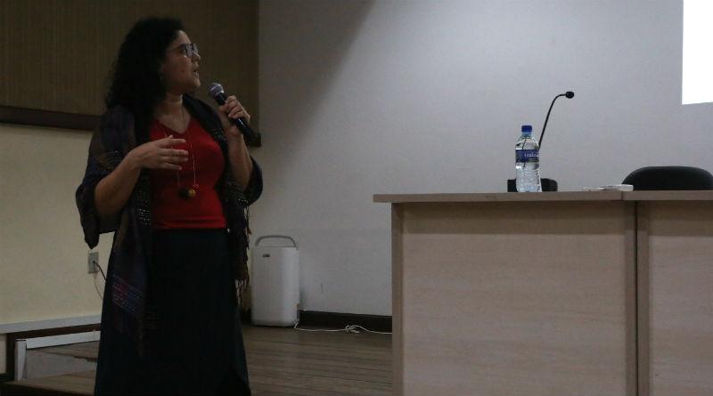 Coordenadora do curso de RP na Unifacs, Danúbia lembrou que é preciso mostrar as demandas que o RP é capaz de atender