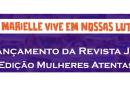 Agência Experimental da FACOM lança revista em homenagem a Marielle Franco