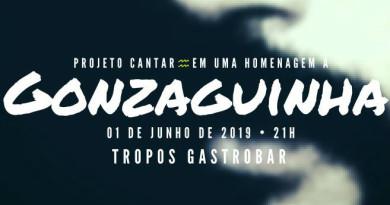 Projeto Cantar realiza mostra em homenagem ao cantor Gonzaguinha