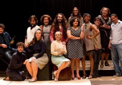 """Espetáculo """"Sob as Tetas da Loba"""" estreia no Teatro Martim Gonçalves nesta quarta (22)"""