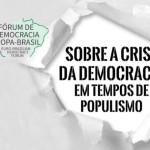 Palestra na na Faculdade de Direito discute a crise da democracia