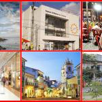 De quais lugares da cidade mais sentimos falta?