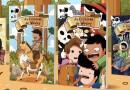 """""""Crônicas de Wesley"""": artista lança livros de tirinhas"""