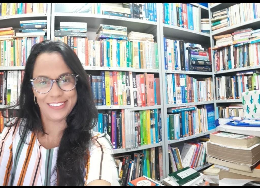 Viviane migrou para o e-commerce durante a pandemia (Foto: Acervo pessoal)