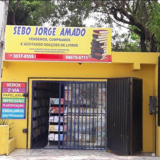 Depois de um ano vendendo livros na calçada, José Lopes conseguiu alugar seu espaço (Foto: Divulgação)