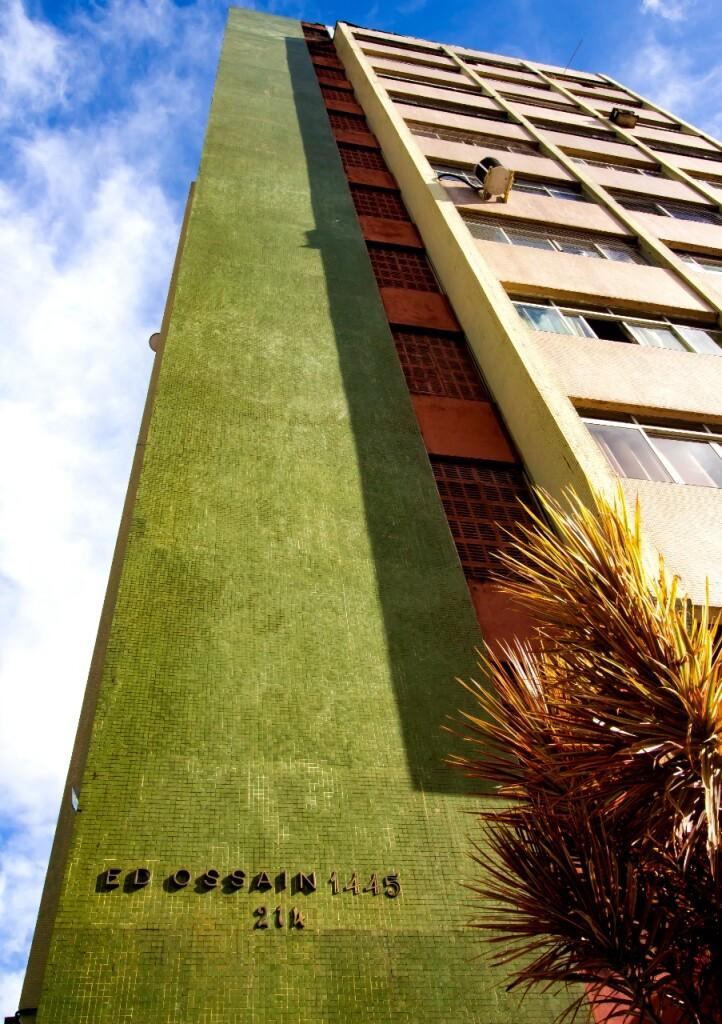 """Os pesquisadores descobriram que parte significativa dos edifícios foram obra da Luiz Pereira de Araújo Limitada, a """"construtora dos orixás"""" (Foto: Marielson Carvalho)"""