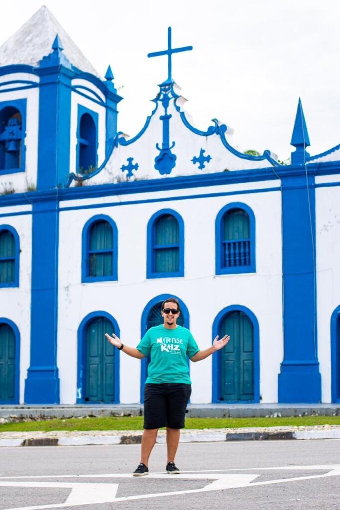 José Neto nasceu em Mata de São João e só saiu da cidade para estudar publicidade em Salvador (Foto: Divulgação)