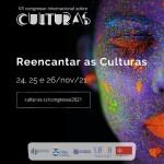 VII Congresso Internacional sobre culturas: propostas de trabalhos podem ser encaminhadas até o final de setembro